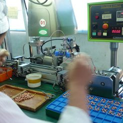 Vibration Motor Factory Production Line - Vibration Motor Factory Production Line