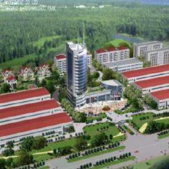 Jinlong Machinery Facility - building