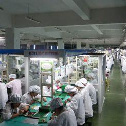 Vibration Motor Factory Production Line - assemble