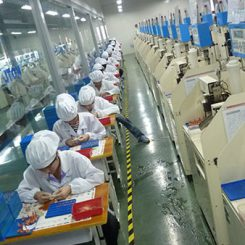 Vibration Motor Factory Production Line - MOTOR COIL PREPARATION
