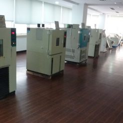 Jinlong Machinery Facility - ENVIRONMENTAL TESTING CHAMBERS
