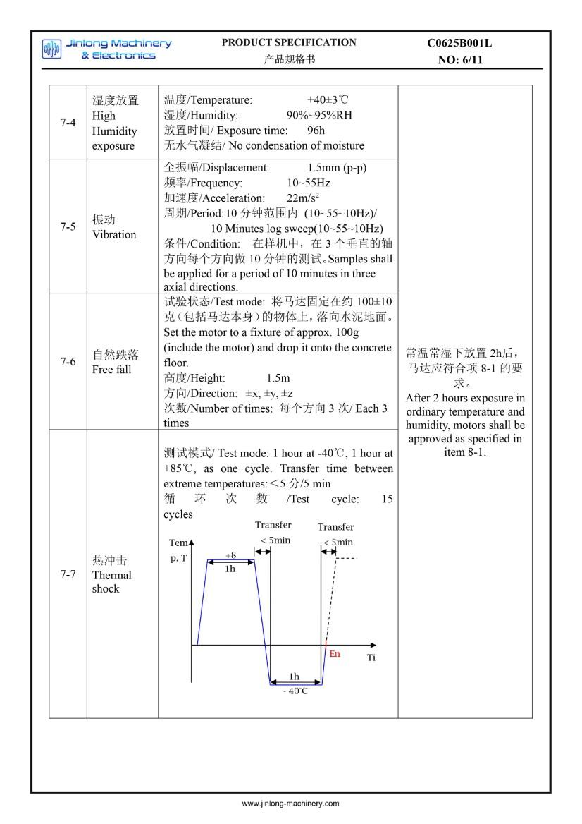 C0625B001L Coin Vibration Motor 06